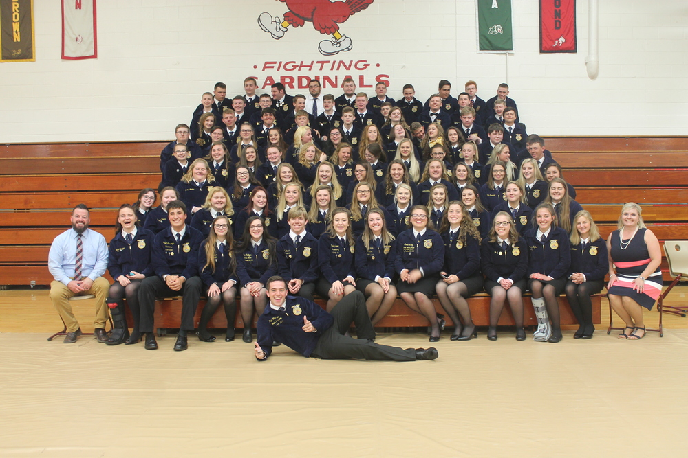Felicity FFA Hosts 62nd Annual Banquet
