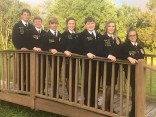 Get to Know the FFA Officer Team