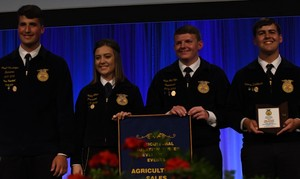 Felicity FFA National Finalists
