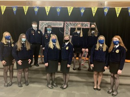 Felicity FFA Members Win National Titles