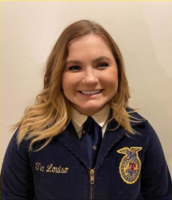 Felicity FFA Member Earns American Degree