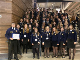 Felicity-Franklin FFA Excels at FFA National Competitions