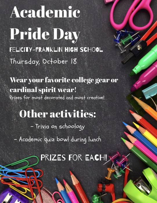 Academic Pride Day