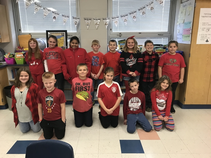 We support Red Ribbon Week