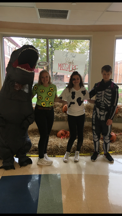 Congrats to our Halloween Costume Contest Winners! Thanks to all who participated!