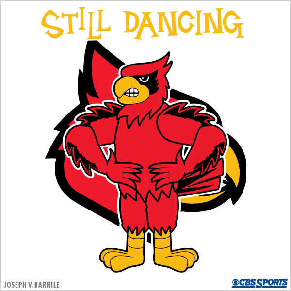 Watch how Cardinals dance.