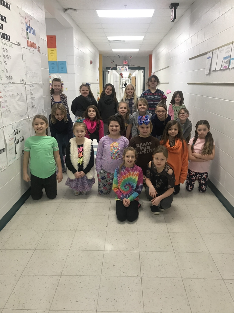 Wacky Wednesday -Girls