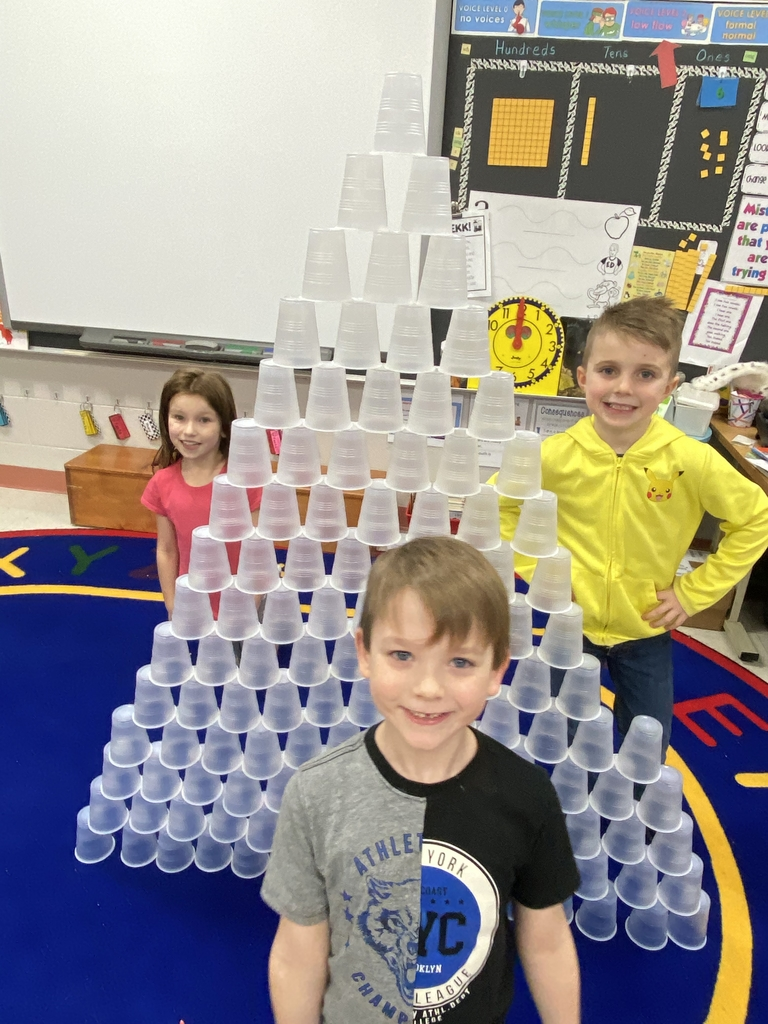 Stacking 120 cups!
