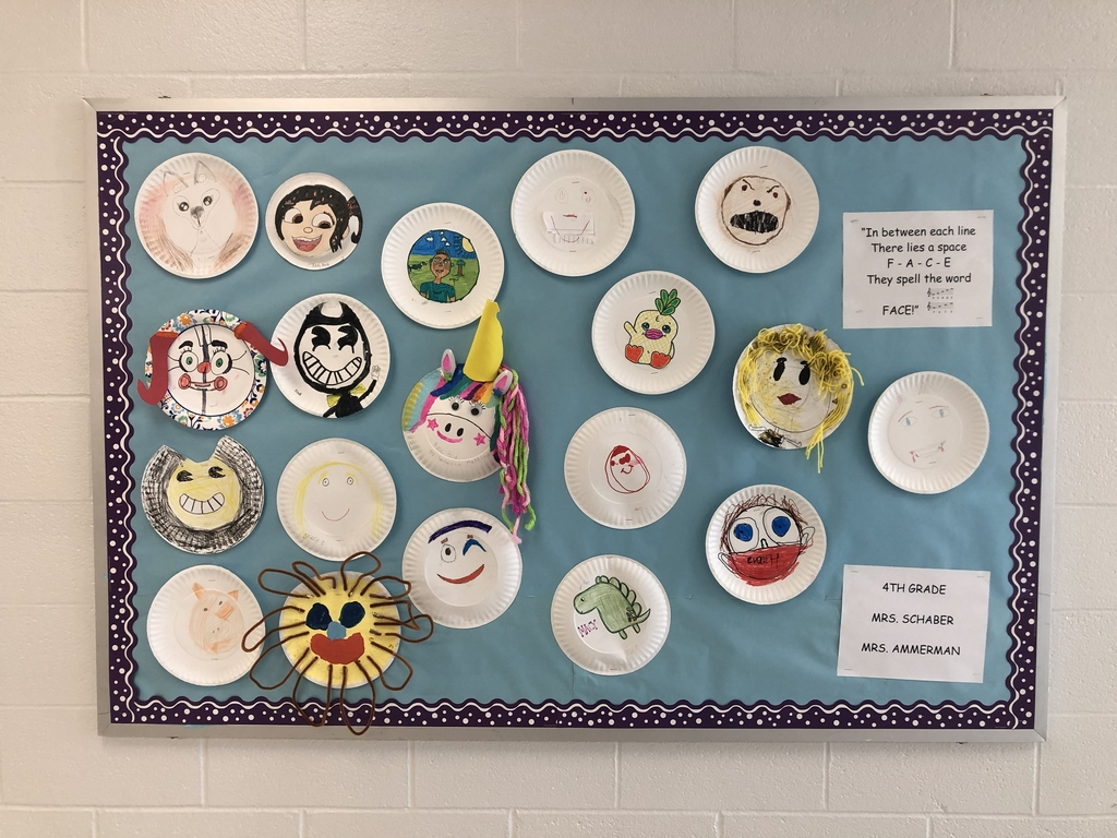 Faces Bulletin Board